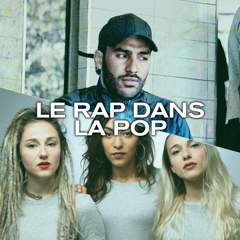 Le Rap Français dans la bouche de la Pop