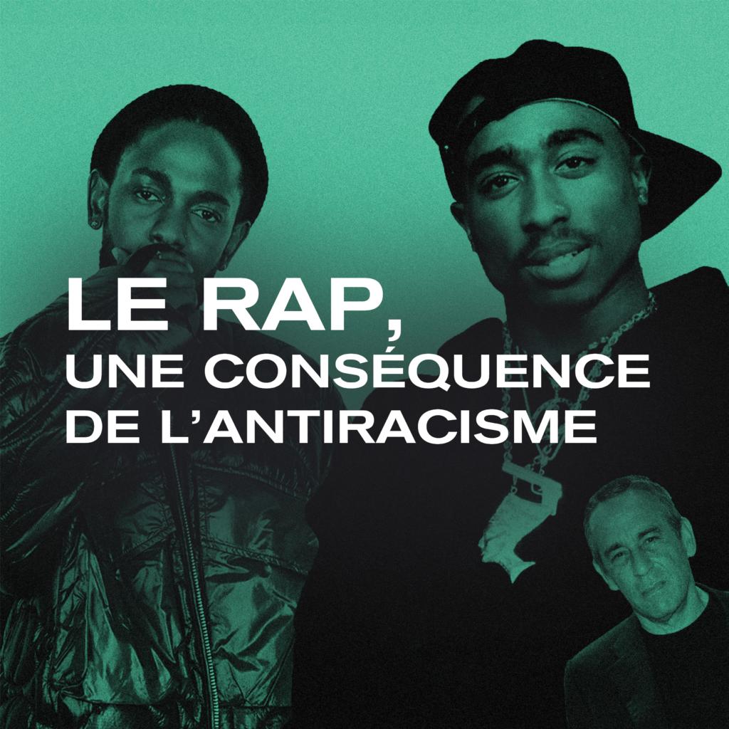 Photo de l'article : Le rap, conséquence de l'antiracisme.