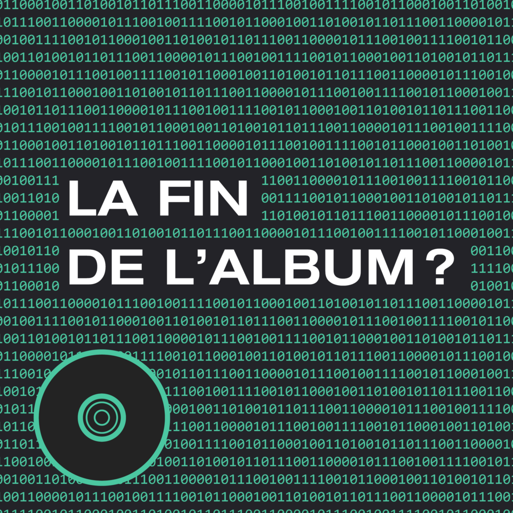 Photo de l'article : La bataille du data contre l'artistique : La fin de l'album ?