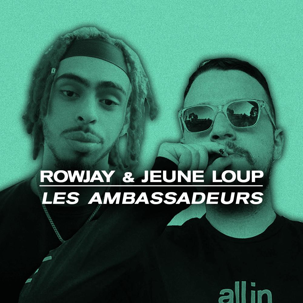 Photo de l'article : Rowjay & Jeune Loup : les ambassadeurs