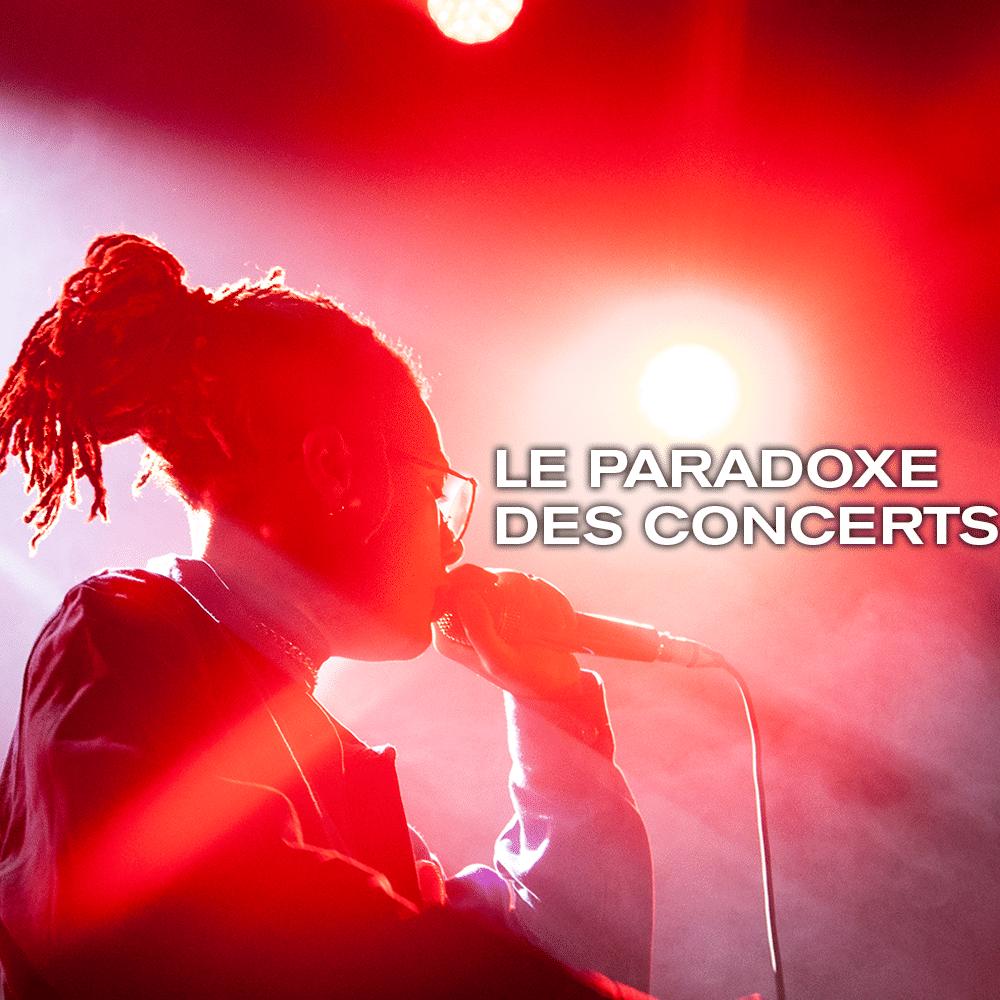 Le paradoxe des concerts dans le rap français