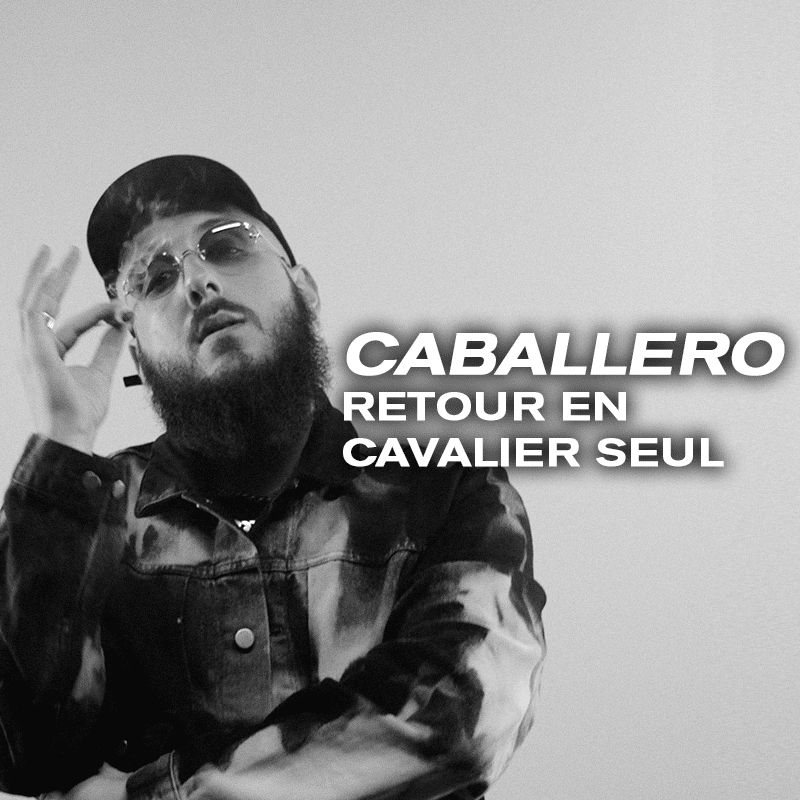 Caballero : retour en cavalier seul
