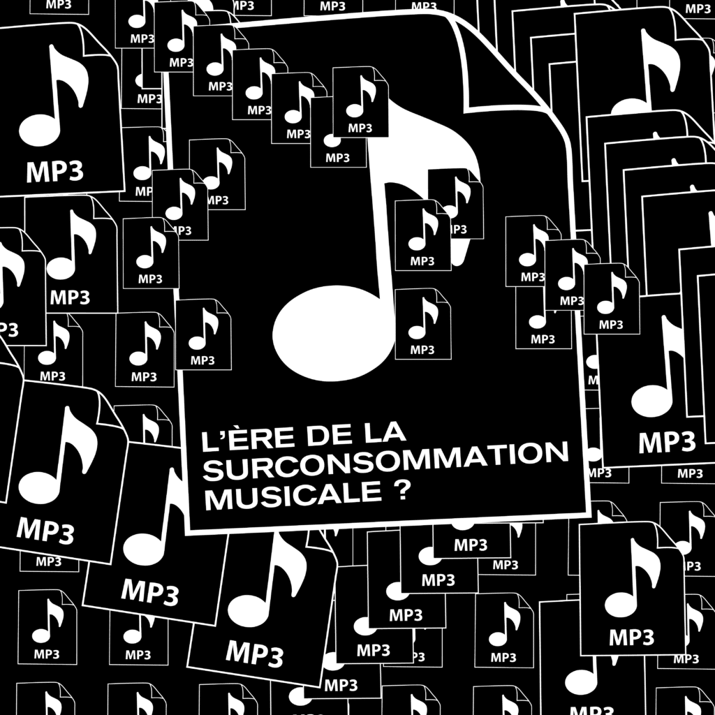 Photo de l'article : L'ère de la surconsommation musicale ?