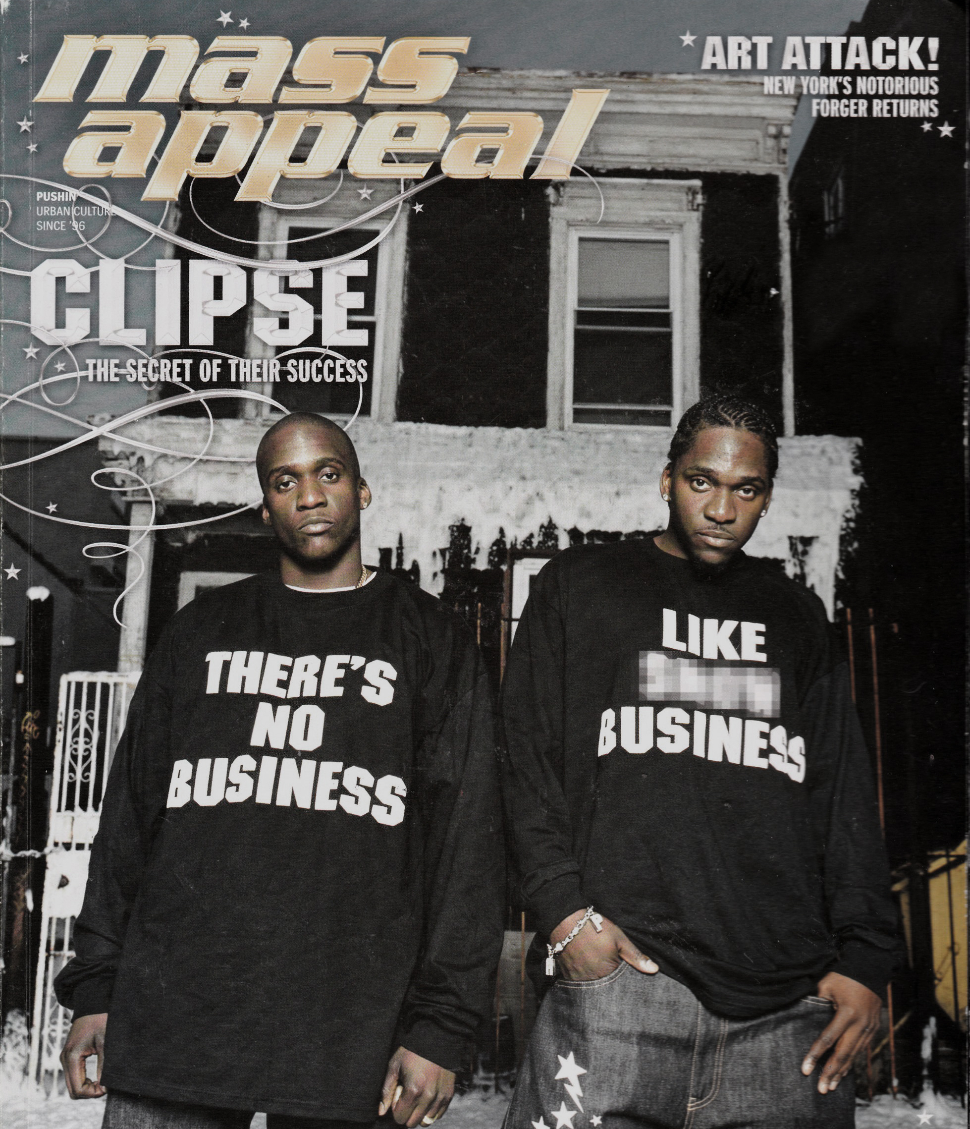Image de l'article Clipse : Snow Business