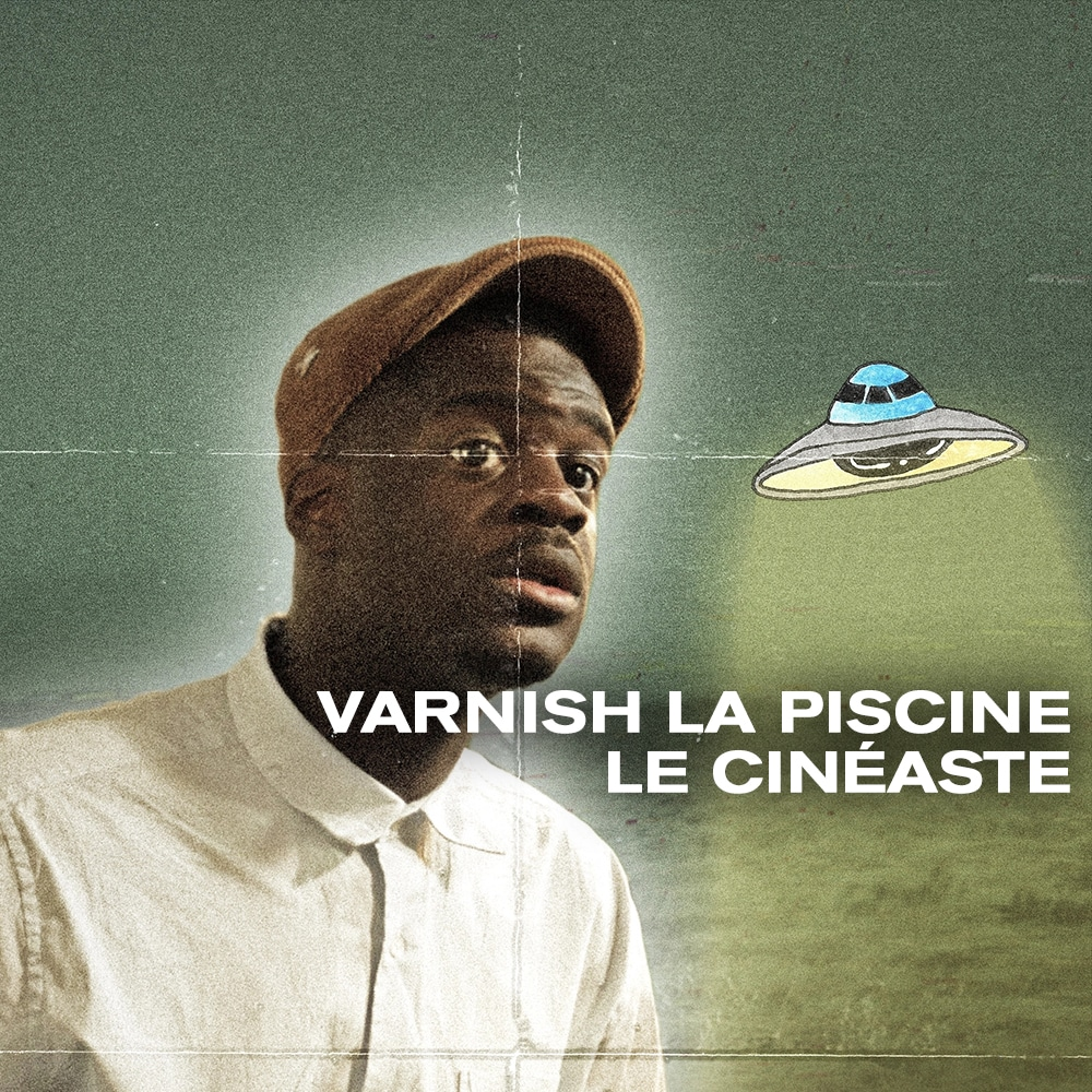 Varnish La Piscine, le cinéaste