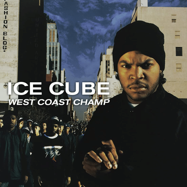 3 Peat | Ice Cube : West Coast Champ !