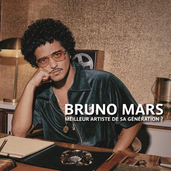 Bruno Mars, l'artiste le plus important de la décennie passée ?