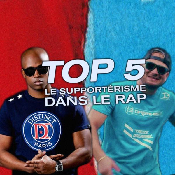 Le supportérisme dans le rap en 5 titres